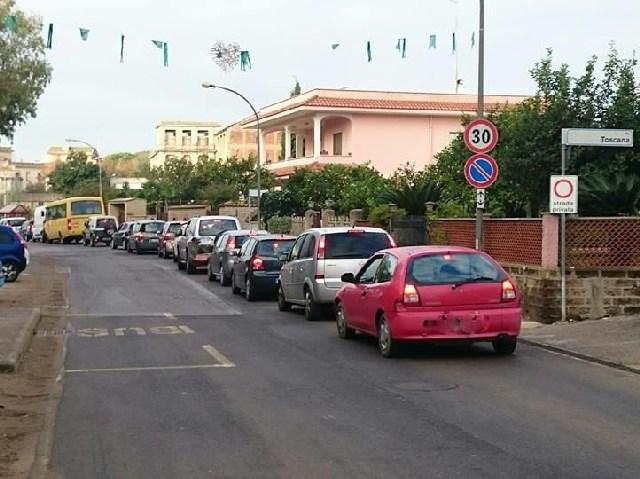 ''Via Valdambrini ancora una strada impercorribile''
