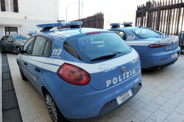 Furti: sei pregiudicati nella rete della Polizia