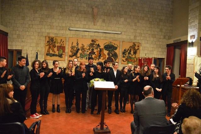L'Accademia Tarquinia musica in concerto