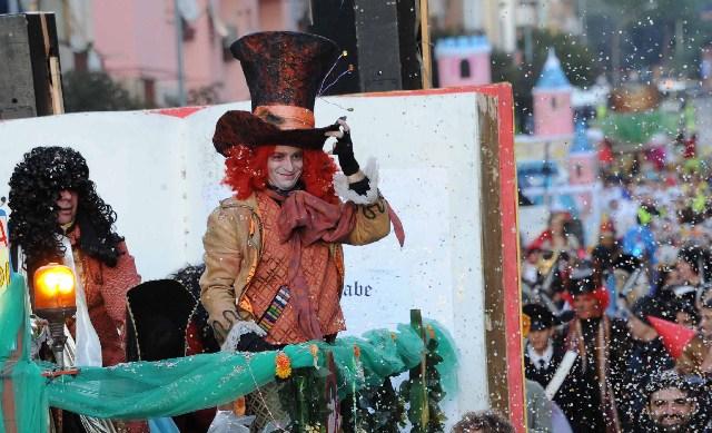 Carnevale, parte terza: tutto pronto per la sfilata