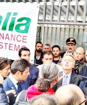Alitalia Maintenance Systems, un'altra eccellenza italiana stuprata