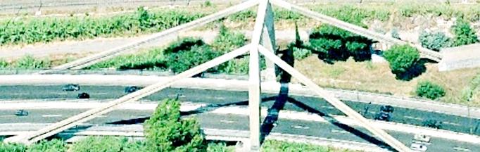 Autostrada Roma-Fiumicino, lavori in corso