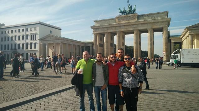 Lo Smac festeggia a Berlino col personal best di Tassarotti