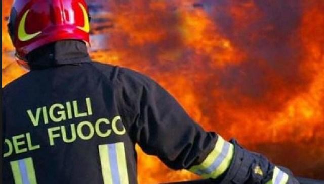 Incendio in un oleodotto: bloccata la Roma-Civitavecchia