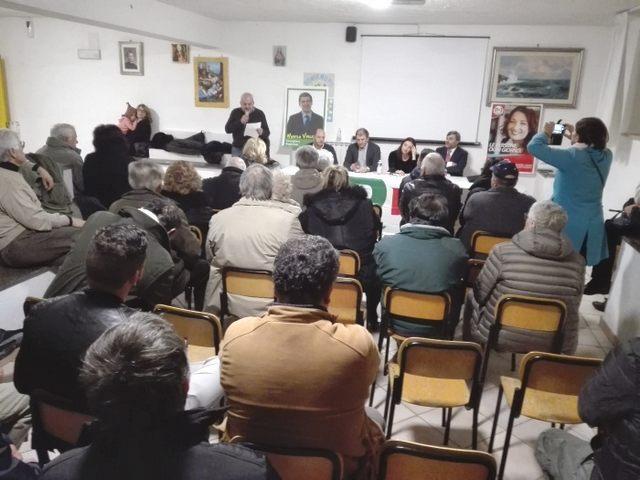 ''Con il centrosinistra sarà possibile rilanciare il castello di Santa Severa''