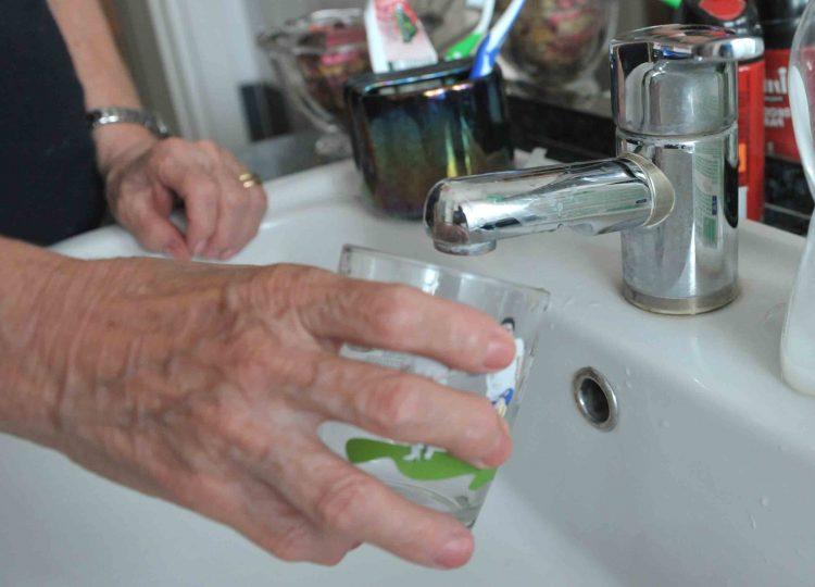 Acqua potabile, tranne che per la zona nord