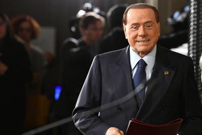 Berlusconi: ''Fontana nostro candidato in Lombardia''