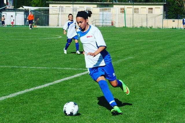 Dal Fiumicino all'azzurro: Angela Orlando convocata con la Nazionale Under 15