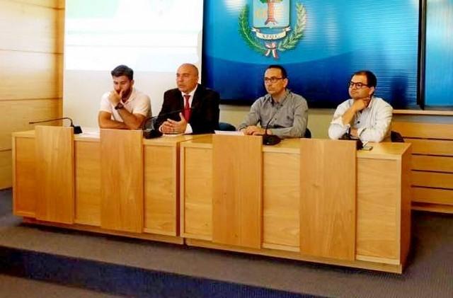 All'aula Cutuli presentato il progetto ambizioso dell'Asd Futsal Academy