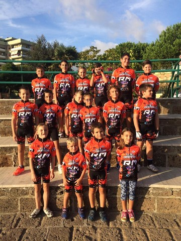 Il Team Bike Civitavecchia raddoppia