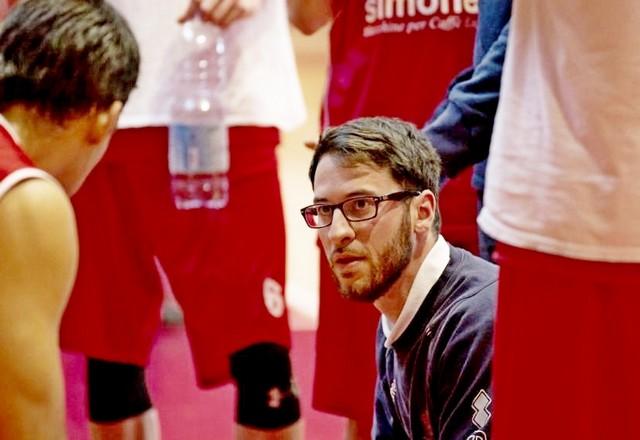 Cecchini nuovo coach della Ste. Mar 90