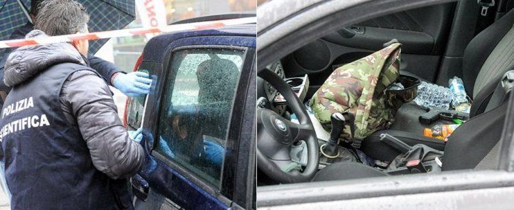 Macerata. ''Viva l'Italia'' e spara a 6 immigrati
