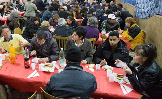 La comunità Sant'Egidio organizza una cena in sostegno dei meno fortunati