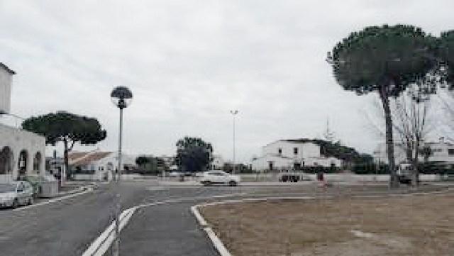 Rotonda a Campo di mare: lavori quasi conclusi