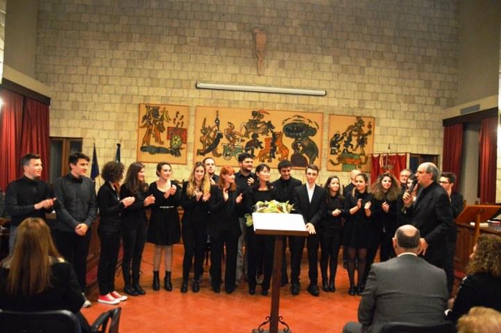L'Accademia Tarquinia Musica firma una convezione con il Cet di Mogol