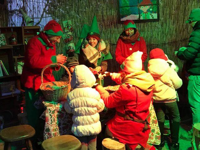 Babbo Natale conquista Tolfa