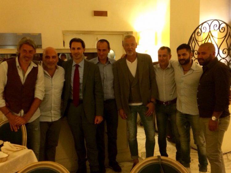 """Juventus Club """"Buffon"""", festa della stella con Tacconi e Torricelli"""