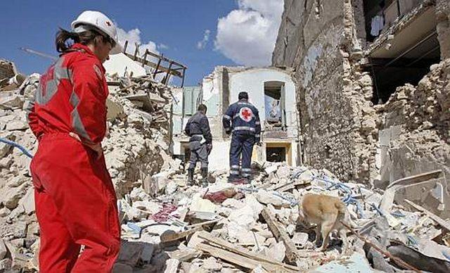 Commissione speciale sul terremoto:  Devid Porrello vicepresidente
