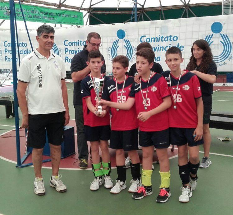 Per il Volley Ladispoli finali agrodolci