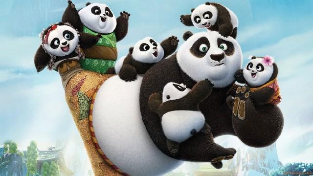 Al Claudio di Tolfa oggi e domani Kung Fu Panda