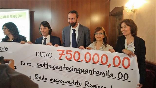 I consiglieri regionali del M5S restituiscono 750mila euro su un fondo per il microcredito ad aziende e famiglie