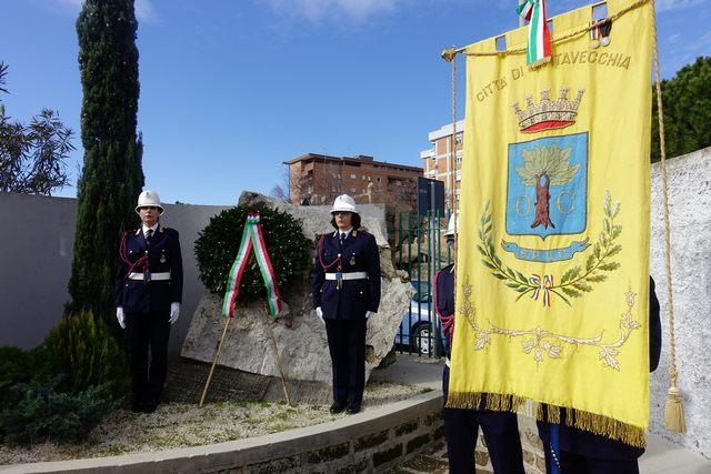 Cerimonia del Ricordo celebrata dal Comune