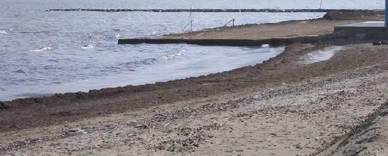 Erosione marina, incontro Comune–Regione per un nuovo progetto di barriere soffolte