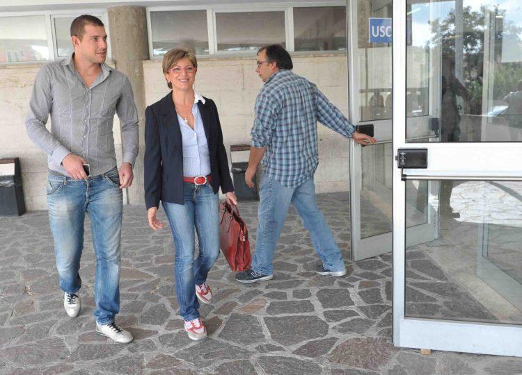 Ritorno in tribunale per Marco Paoloni