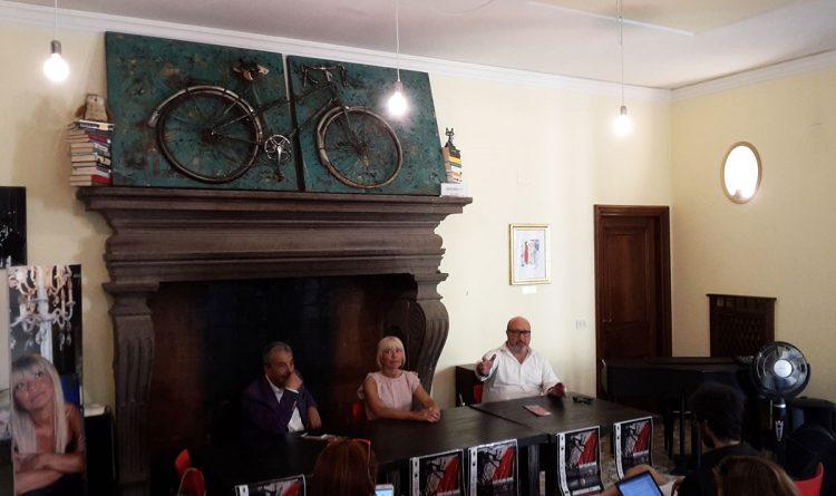"""Recycled-Soul"", a Viterbo le biciclette di Erika Calesini"