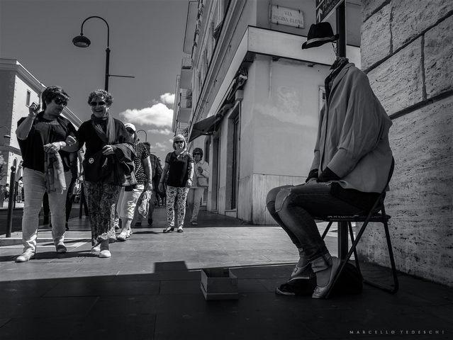 Invisibile (foto Marcello Tedeschi)