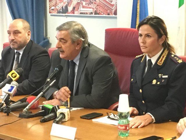 La dottoressa Lucia Muscari lascia la Questura di Roma
