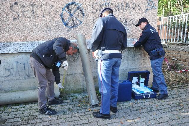Sedicente gruppo anarchico rivendica l'attentato al Tribunale