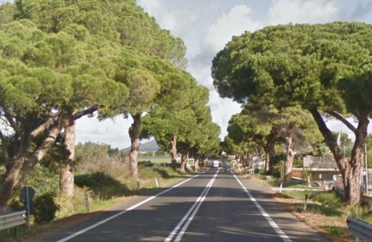 Ladispoli, sopralluogo di Comune ed Anas sull'Aurelia