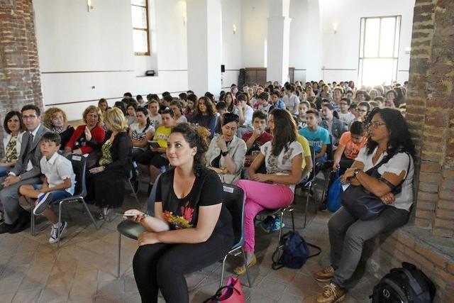 """""""La Tuscia oggi, realtà e sviluppo"""", presentato il libro degli studenti di Montalto e Pescia"""