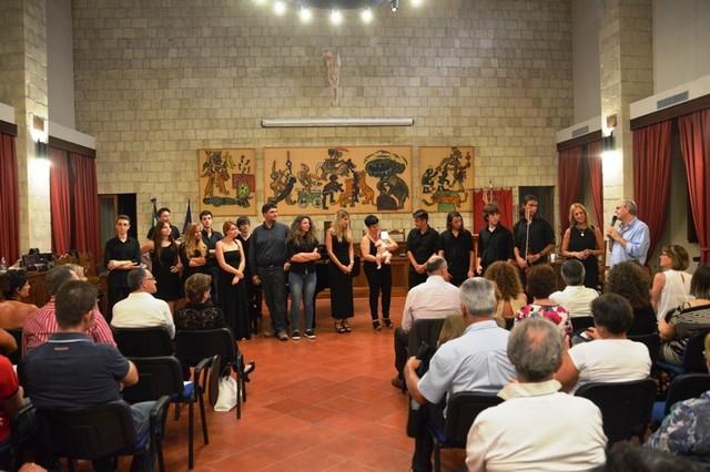 Tarquinia, concerto di fine anno per i ''Giovani interpreti''