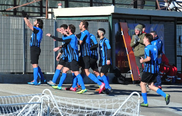 Calcio Civitavecchia Fregene 1-0