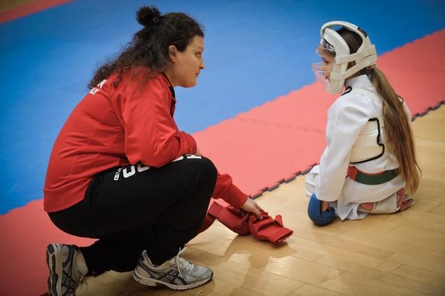 Elisa Restante bronzo alla Coppa Europa Childrens