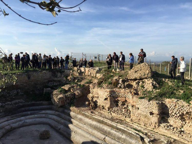Progetto Acheloo: nuove evidenze archeologiche ad Aquae Tauri