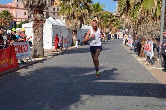 Luca Tassarotti vince la Liberty Sunset Race