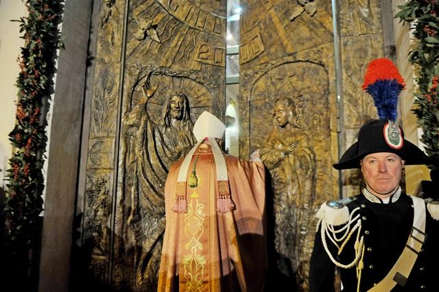 Si chiude l'Anno Santo: Civitavecchia alla finestra