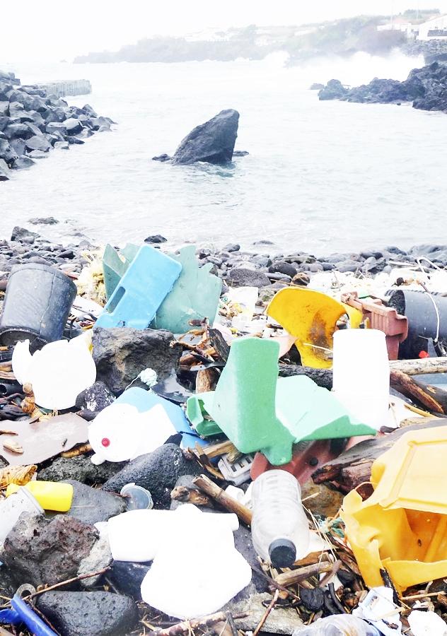 Plastiche e mare, un abbraccio mortale