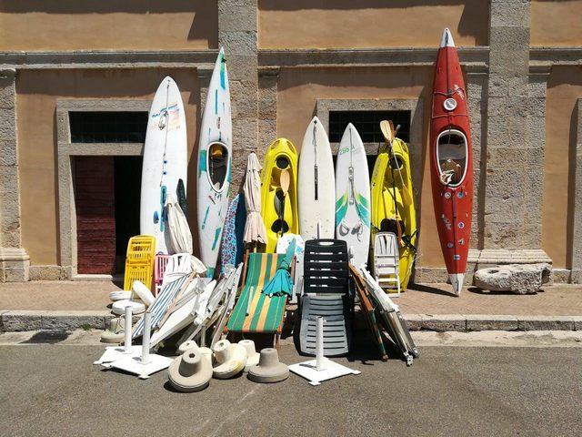 Occupazione abusiva di spiagge: la Capitaneria passa al setaccio Tarquinia e Santa Marinella