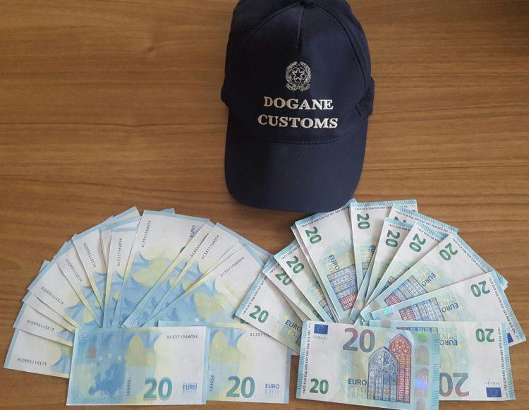 Dogane: sequestrate banconote false al porto
