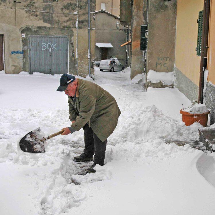 """Neve, Polverini: """"Stiamo raccogliendo richieste dei comuni per lo stato di calamità"""""""