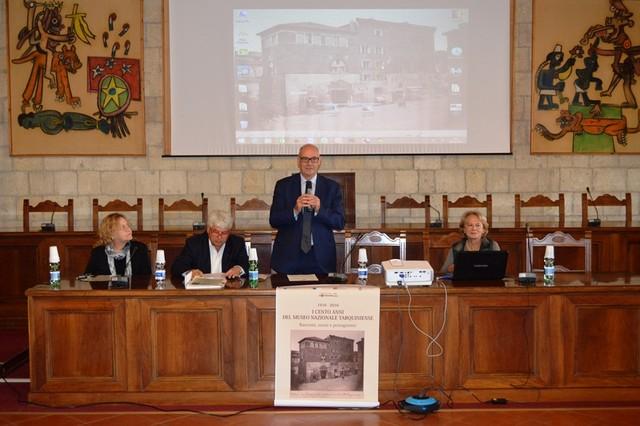 Cento anni del museo di Tarquinia: inaugurato il convegno