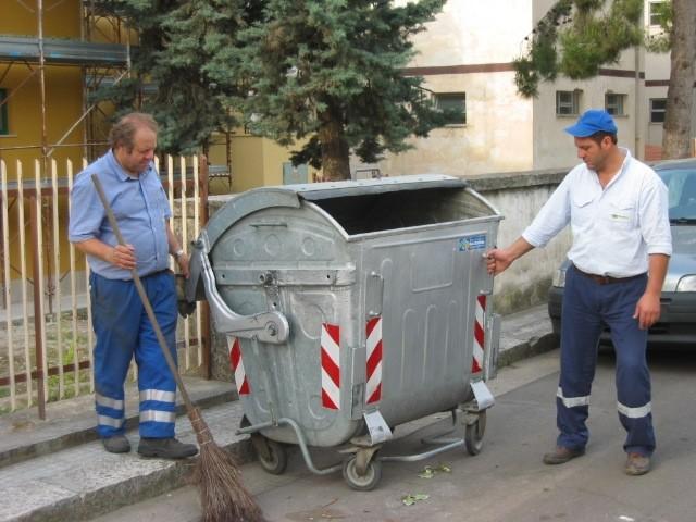 Cerveteri. Operativi i 34 lavoratori stagionali aggiuntivi dell'appalto di igiene urbana