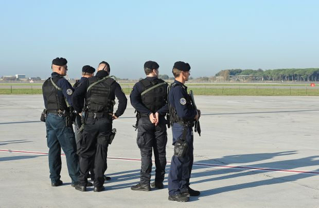 Latitante della Sacra Corona arrestato in aeroporto