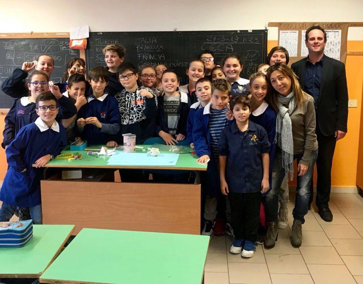 La Don Milani a scuola di Europa