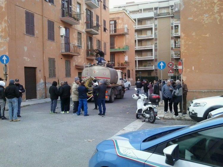 Idrico, Forza Italia studia la denuncia per interruzione di pubblico servizio