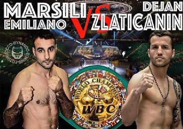 Marsili-Zlaticanin per la corona regina del WBC